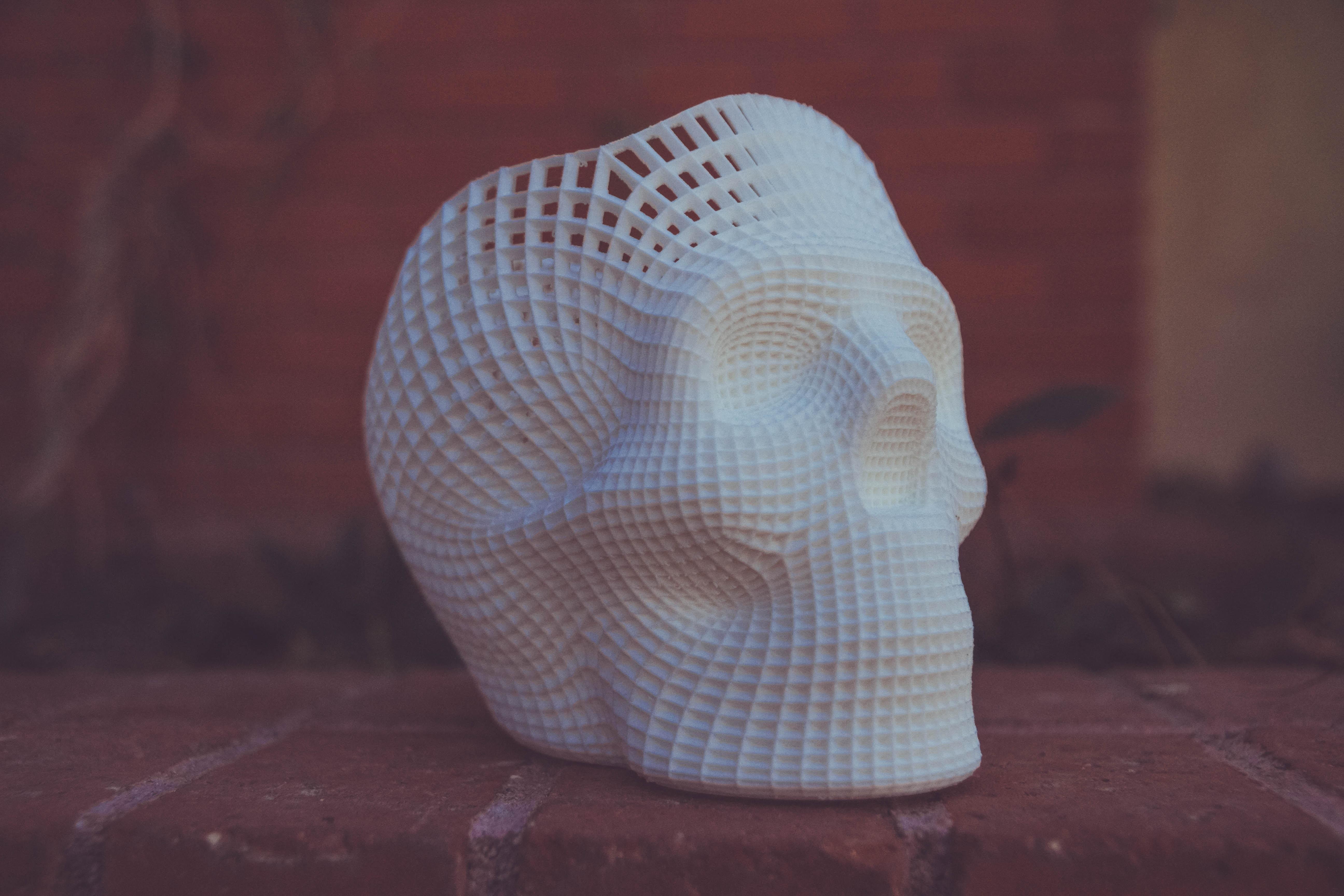 Fremtiden er her med 3D printer